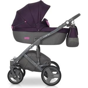 Коляска Riko VARIO 04 Purple фиолетовый