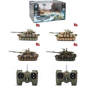 Радиоуправляемый танк Heng Long Радиоуправляемый мини танковый бой CS toys - 9819 настольные игры тридевятое царство игра настольная танковый бой