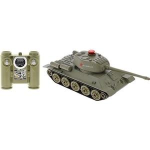 цена на Радиоуправляемый танк для танкового бо Huan Qi Т-34 масштаб 1:32 2.4G (ИК) - HQ553