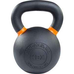 Гиря Original Fit Tools 28 кг чугунная оранжевый кант
