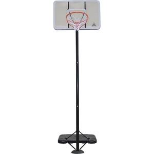 Баскетбольная мобильная стойка DFC STAND44F 112x72 см поликарбонат
