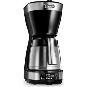 Кофеварка капельная DeLonghi ICM16731 кофеварка delonghi icmi211 bk капельная черный [0132301101]