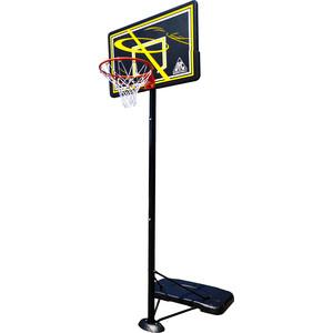 Баскетбольная мобильная стойка DFC STAND44HD1 112x72 см HDPE баскетбольная мобильная стойка dfc kids1 60x40 см