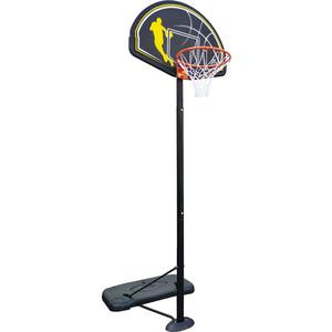 Баскетбольная мобильная стойка DFC STAND44HD2 112x72 см HDPE баскетбольная мобильная стойка dfc kids1 60x40 см