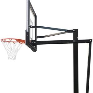 Баскетбольная стационарная стойка DFC ING54U 136х80 см