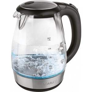 Чайник электрический Scarlett SC-EK27G56 цена и фото