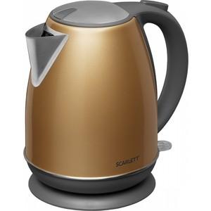 лучшая цена Чайник электрический Scarlett SC-EK21S86