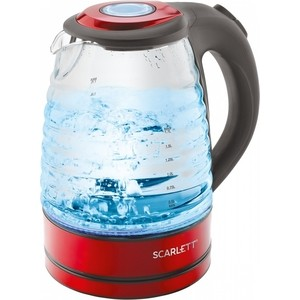 Чайник электрический Scarlett SC-EK27G62 цена и фото