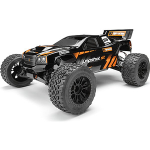 Радиоуправляемый трагги HPI Racing JUMPSHOT ST 2WD RTR масштаб 1:10 2.4G - HPI-116112 цена