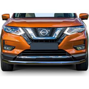 Защита переднего бампера d57 Rival для Nissan X-Trail T32 рестайлинг (2018-н.в.), R.4125.002