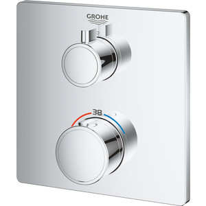 Термостат для душа Grohe Grohtherm хром (24078000)