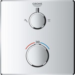 Термостат для душа Grohe Grohtherm хром (24079000)