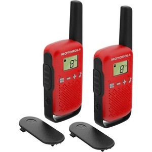 Рация Motorola Talkabout T42 Red (комплект)