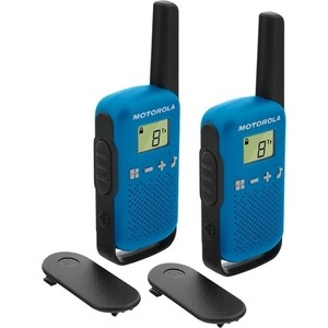 Рация Motorola Talkabout T42 Blue (комплект)