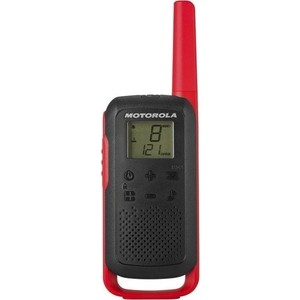 Рация Motorola Talkabout T62 Red (комплект)