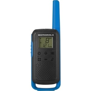 Рация Motorola Talkabout T62 Blue (комплект)