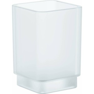 Стакан для ванны Grohe Selection Cube белый (40783000)