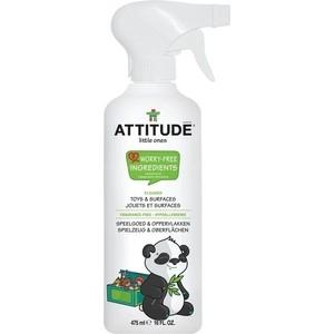 Чистящее средство ATTITUDE для игрушек и игровых поверхностей 475 мл