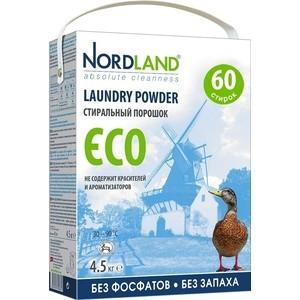 Стиральный порошок Nordland ECO 4,5 кг