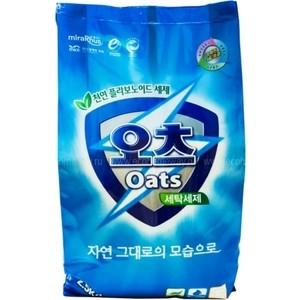 Стиральный порошок Oats 2,5 кг в мягкой упаковке