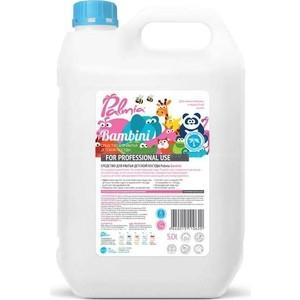 Средство для мытья детской посуды PALMIA на основе пищевой соды 5 л