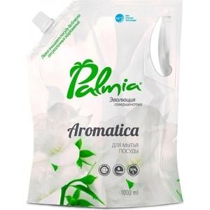 Средство для мытья посуды PALMIA Зеленый чай и жасмин дой-пак 1 л