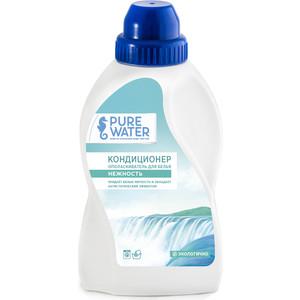 Кондиционер для белья PURE WATER Нежность гипоаллергенный 480 мл