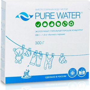 Стиральный порошок PURE WATER 300 г