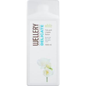 Жидкое средство WELLERY для деликатной стирки белых и светлых вещей 1 л