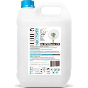 Жидкое средство WELLERY для деликатной стирки вещей из шерсти 5 л