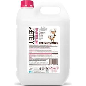 Жидкое средство WELLERY для интенсивной стирки белых и светлых вещей 5 л