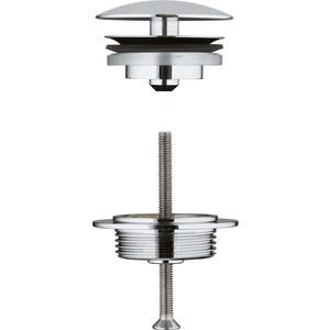 Донный клапан Grohe Veris фиксированный, 1 1/4, хром (65808000)