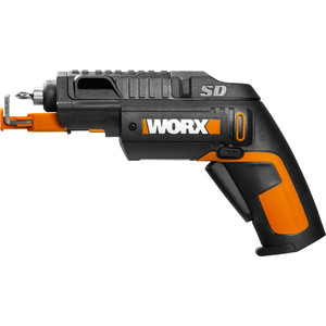Отвертка аккумуляторная Worx WX255 SD Slide Driver