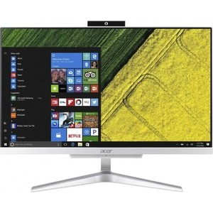 Моноблок Acer Aspire C24-865 (DQ.BBTER.013) 23.8 FHD i3-8130U/8Gb/1Tb/Linux/k+m