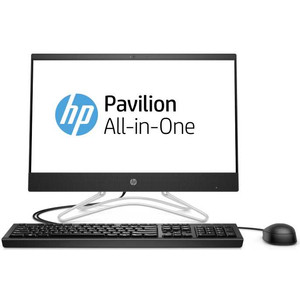 Моноблок HP 200 G3 (3VA74EA) 21.5 FHD i5-8250U/8Gb/1Tb/DVDRW/W10Pro/k+m моноблок hp pavilion 24i 24 x005ur 24 fullhd touch core i5 7400t 8gb 1tb kb m win10