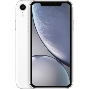 Смартфон Apple iPhone XR 64GB White (MRY52RU/A) цена и фото