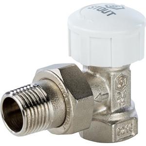 цена на Клапан STOUT термостатический, угловой 3/4 (SVT 0004 000020)