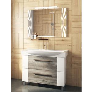 Мебель для ванной VIGO Leo №2 850 сонома темный