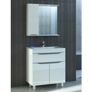 Мебель для ванной VIGO Minor №1 750 белая