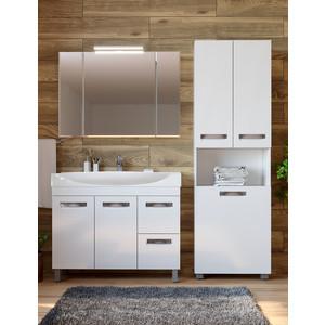 Мебель для ванной VIGO Plaza №2-850 белая