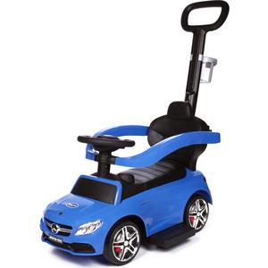 Каталка Baby Care AMG C63 Coupe Синий (Blue) 639 цена