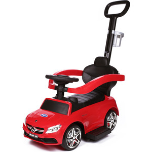 Каталка Baby Care AMG C63 Coupe Красный (Red) 639