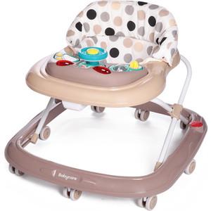 Ходунки Baby Care Flip Бежевые точки (Beige dots) BG0601