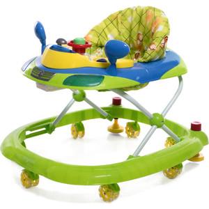 Ходунки Baby Care Prix Зеленый 18 (Green 18) SB-806