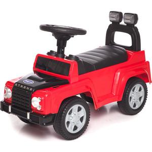 Каталка Baby Care Strong Красный (Red) 634 baby care baby care каталка cute car синяя