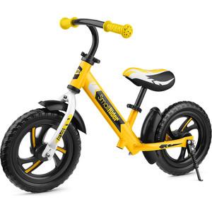 Детский алюминиевый беговел Roadster Small Rider 3 (Classic EVA) (желтый)