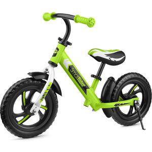 Детский алюминиевый беговел Roadster Small Rider 3 (Classic EVA) (зеленый)