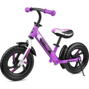 Детский алюминиевый беговел Roadster Small Rider 3 (Classic EVA) (фиолетовый)