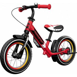Детский алюминиевый беговел Small Rider Roadster 3 (Sport AIR) (красный) цена в Москве и Питере
