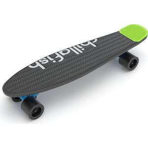 Фото - Детский скейтборд Chillafish Skatie (черный) детский